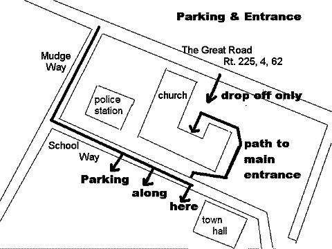 parking diagram